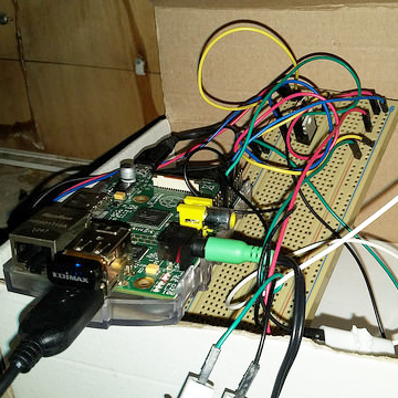 Our Raspberry Pi